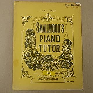 piano SMALLWOOD's PIANO TUTOR