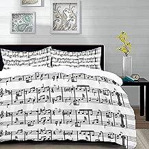 Copripiumino Note Musicali.Amazon It Note Musicali Piumini E Copripiumini Biancheria Da