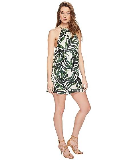 Mumu tu Breeze Byron vestido Palm Muéstrame Peruvian xUTEdS