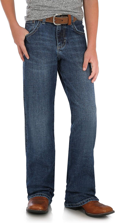 Wrangler Super-cheap Boys' Retro Long-awaited Relaxed Cut Jeans Fit Boot