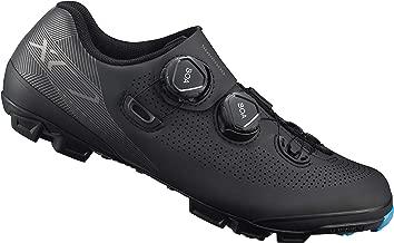 SHIMANO SH-XC701 LSG Series Off-Road Racing; XC Race; Cycling Bicycle Shoes; Black; 48
