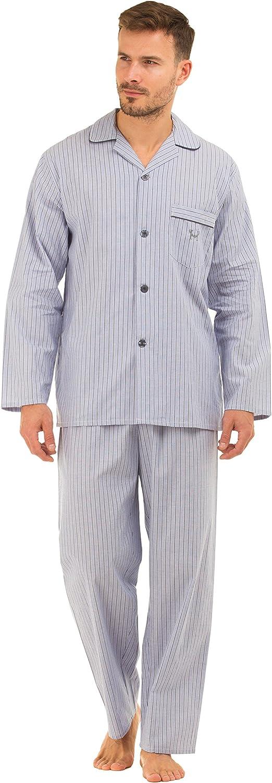 Haigman para Hombre popelín de algodón 100% 7491 Pijamas