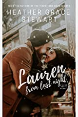 Lauren from Last Night (Love Again Series Book 4) Kindle Edition