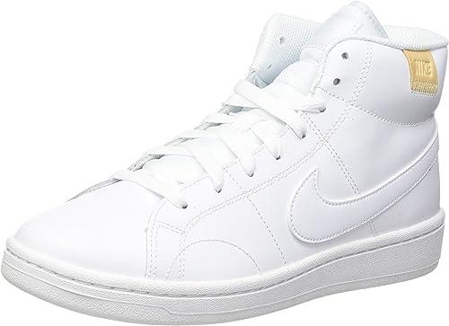 Nike Court Royale 2 Mid, Chaussure de Tennis Femme : Amazon.fr ...
