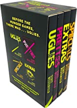 Scott Westerfeld The Uglies Quartet 4 Books Collection Box Set (Uglies, Pretties, Specials, Extras)