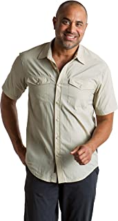 ExOfficio Men's Syros Lightweight Short-Sleeve Shirt