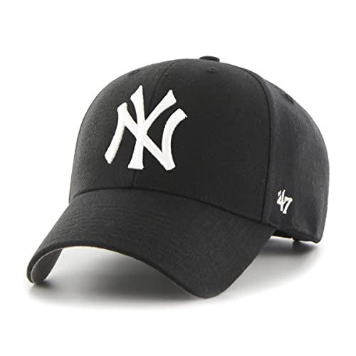 MLB New York Yankees  47 MVP Cap – Cotton Unisex Baseball Cap Premium  Quality Design e6f5f71cc69