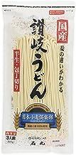 石丸製麺 日本小麦倶楽部半生讃岐うどん包丁切り 300g×10袋