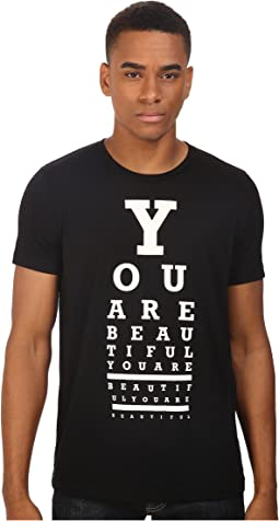 Eye Test - Crew Neck Tee