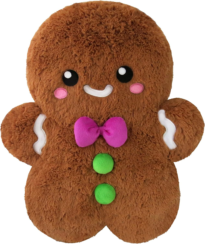Squishable   Comfort Food Gingerbread Man 15  Plush