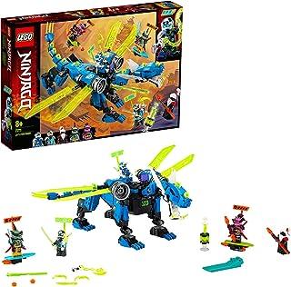 LEGO NINJAGO Jay's Cyber Dragon 71711 Ninja Action Toy Building Kit