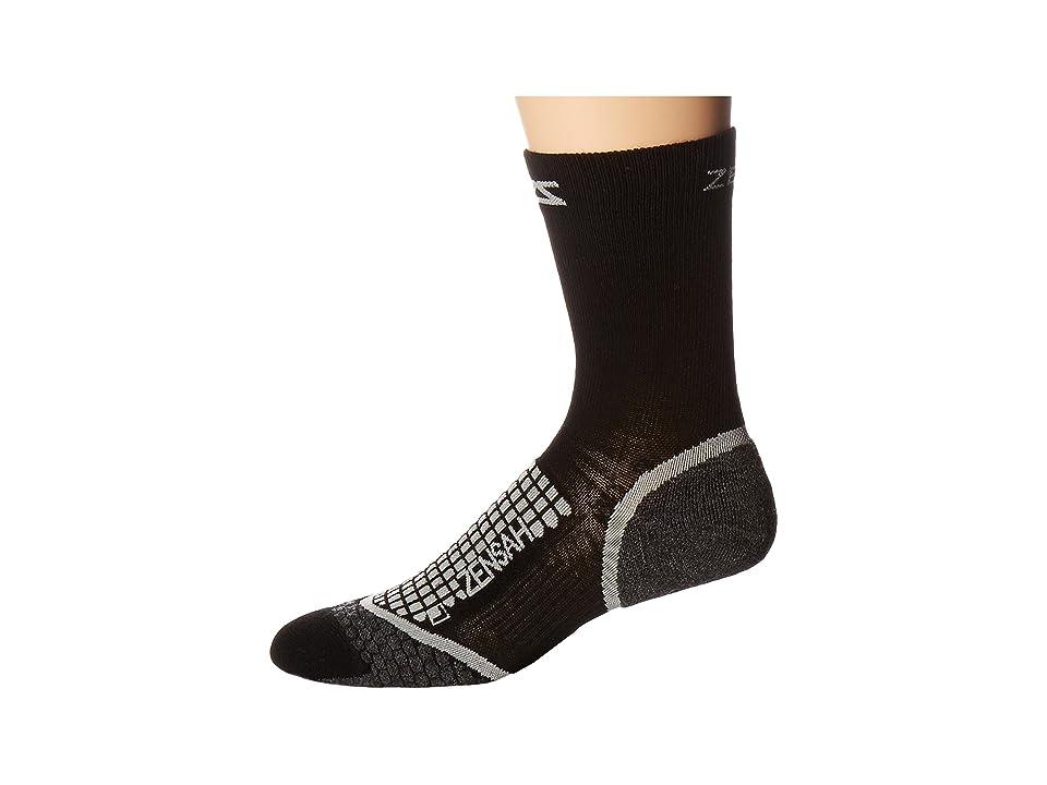 Zensah - Zensah Grit Running Socks Crew