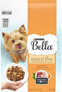 Purina Bella Natural Vitamins Minerals