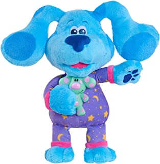 Blue's Clues & You! Bedtime Blue, 13-inch plush