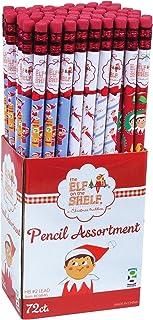 Raymond Geddes The Elf on The Shelf Pencils, Set of 72 (69846)
