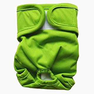 Hibaby Reusable Washable Cloth Dog Diapers Female