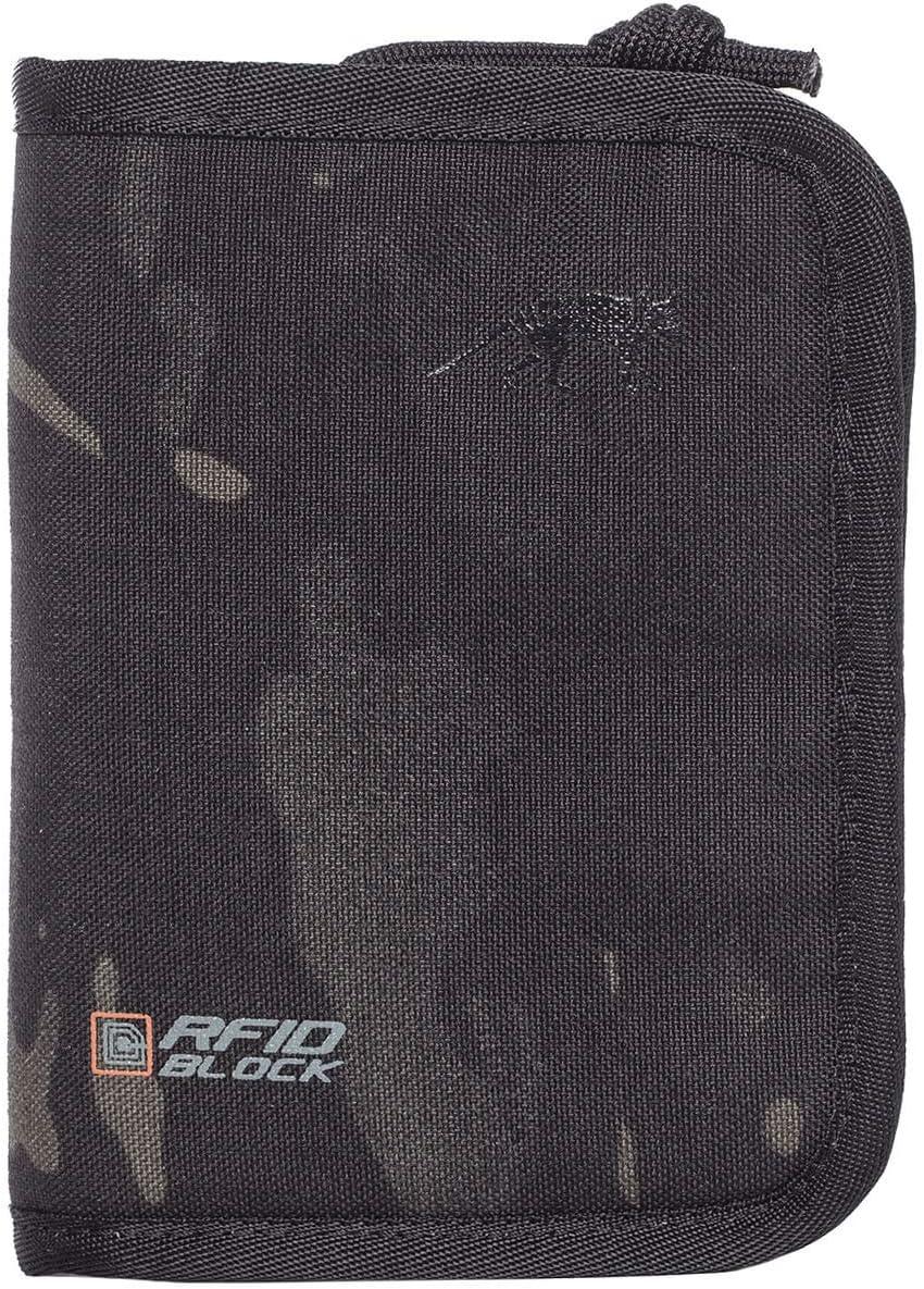 Tasmanian Tiger Wallet RFID MC Black, One Size (TT-7257-387)