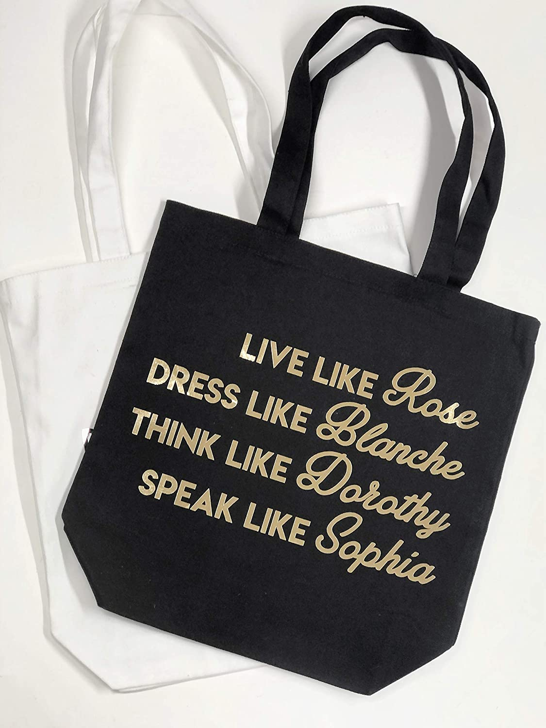 Max 86% OFF golden girls tote 1 year warranty bag gifts - for friends