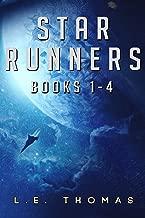 Star Runners (Books 1-4): A 4 Ebook Box Set (Star Runners Universe 1)