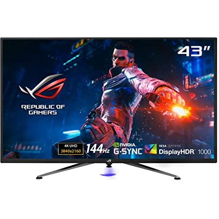 Asus Rog Swift Pg43uq 109 2 Cm Dsc Gaming Monitor 3840 Computers Accessories