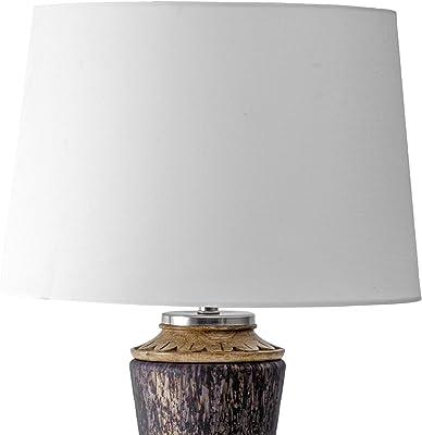 """nuLOOM Novato 25"""" Wood Table Lamp"""