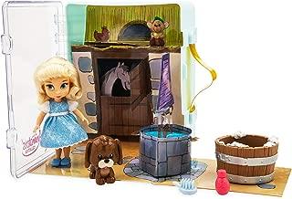 Disney Animators' Collection Cinderella Mini Doll Play Set