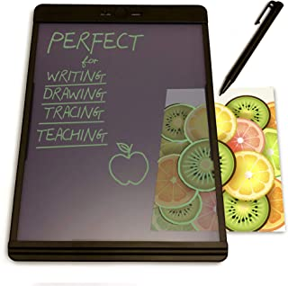 Boogie Board Blackboard Writing Tablet - LCD Drawing Pad Electronic Digital Notepad - Reusable Erasable Ewriter - Great Note Taking Feels Just Like Paper Pencil