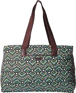 Triple Compartment Travel Bag