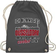 Shirtracer - Städte - Ich komme aus Düsseldorf - Turnbeute