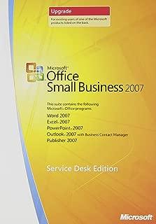Microsoft Office Small Business 2007 UPGRADE - Service Desk Edition