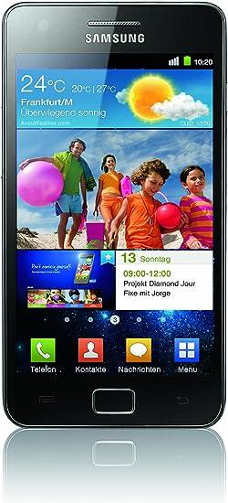 Samsung Galaxy S Ii I9100 Smartphone 4 3 Zoll Crystal Elektronik