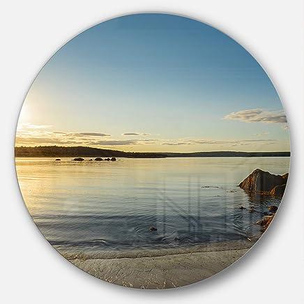 Amazon Ae Designart Mt14749 C11 Carters Beach Nova Scotia Canada