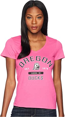 Oregon Ducks University V-Neck Tee