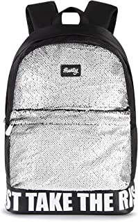 "Casual Backpack for Women School Teenagers Student Waterproof Book Bag 16"""