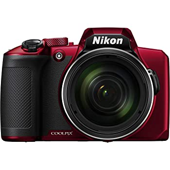 Nikon Coolpix B600 appareil photo Rouge