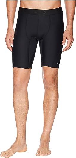 Solid Rashie Shorts