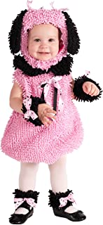 Costume Cuddly Jungle Precious Poodle Jumper Costume