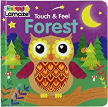 Forest: Touch & Feel (Lamaze Activity Books)