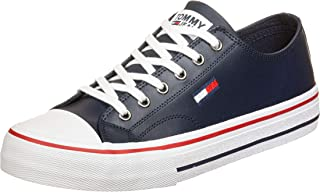 Tommy Jeans LEATHER CITY, Men's Sneaker Shoes
