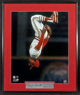 ozzie smith autograph