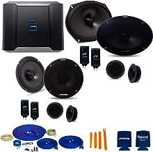 "$1069 » Sponsored Ad - CreativeAudio Alpine Type-R Bundle 1-Pair R-S65C.2 6.5"" Component, 1-Pair R-S69C.2 6x9 Component, R-A60F 60..."