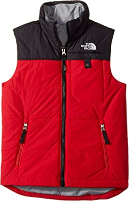 The North Face Kids All Season Insulated Vest (Little Kids/Big Kids)