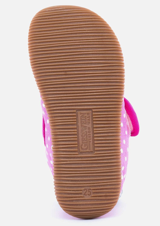 Giesswein Walkwaren AG Stans Slim Fit Pantofole a Collo Basso Unisex-Bambini
