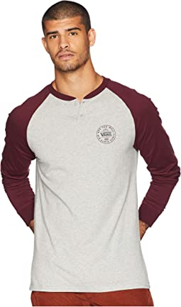 Denton Long Sleeve Henley