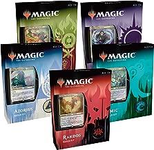 Magic: The Gathering Ravnica Allegiance Guild Kits, assorted models, 1 unit (5 random packs inside)
