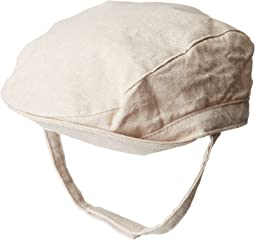 Janie and Jack Linen Newsboy Hat (Infant/Toddler)