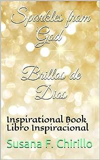 Sparkles from God Brillos de Dios: Inspirational Book Libro Inspiracional