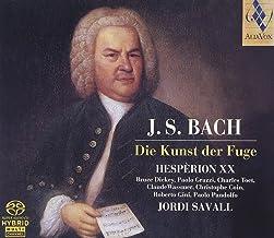 Bach: El Arte De La Fuga ; Savall (Sacd)
