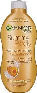 Garnier Summer Body Lotion Light Sun-Kissed 250Ml - Pack of 2