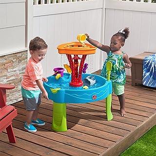 ステップ2 シーサイド シャワー 水あそびウォーターテーブル STEP2 SEASIDE SHOWERS WATER TABLE